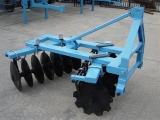 Kistraktor tárcsák (traktor: max. 45 LE)