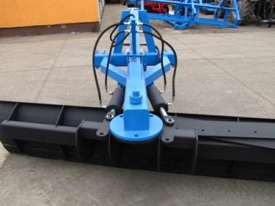 Leták 2,5m hidraulikus