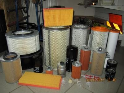 Hidraulika olaj szűrőbetét, motorolaj szűrőbetét , gázolaj szűrőbetét, levegő szűrőbetét, kabin szűrőbetét