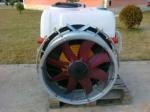 G-JET 300/810 axiálventillátoros kertészeti permetező