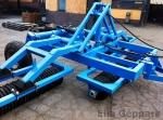 5,4m vontatott, hidraulikusan felcsukható