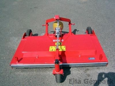 BRK-3H rotációs, függesztett, fúvott gumival