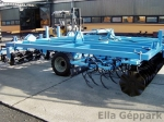 4,4m vontatott, hidraulikusan felcsukható