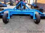 5,0m vontatott, hidraulikusan felcsukható