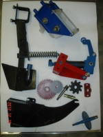 SPC vetőgép alkatrészek